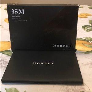 Morphe boss mode palette